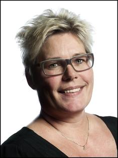 Institutleder Birgit Nørrung