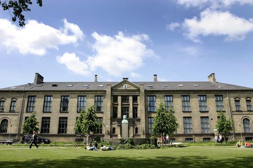 Frederiksberg Campus - tidl. Landbohøjskolen
